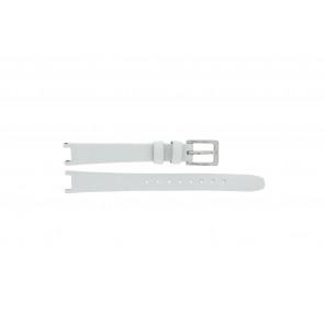 DKNY correa de reloj NY8782 Piel Blanco 13mm