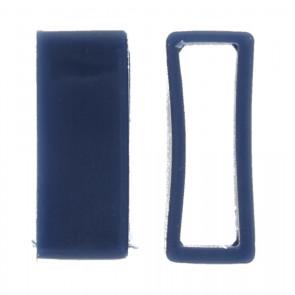 Tribullas para correas caucho azul 24mm