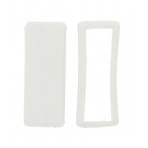 Tribullas para correas caucho blanco 16mm