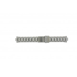 Pulsar correa de reloj PUL103P1 / 5M42 0L30 / 71J6ZG Metal Plateado 10mm