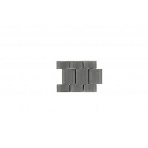 Fossil JR1437 Enlaces Acero Palteado 24mm