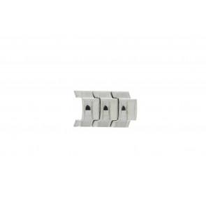 Fossil JR8142 Enlaces Acero Palteado 20mm