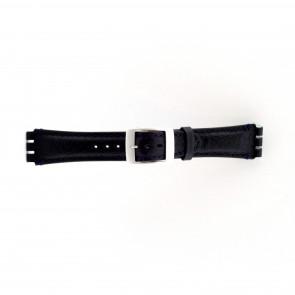 Correa para relojes Swatch azul oscuro 19mm PVK-SC14.05