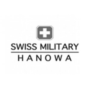 Correa de reloj Swiss Military Hanowa 06-6310 Acero 18mm