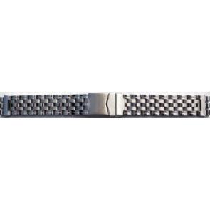 Correa de reloj de acero para relojes Swatch 17mm D1039