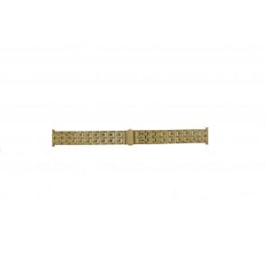 Morellato correa de reloj U0131154 Acero Dorado 20mm