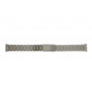Correa de reloj YD93 Titanio Plateado 14mm