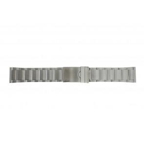 Correa de reloj Universal YI20 Acero Acero 24mm