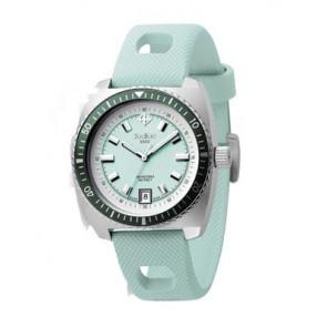 Zodiac correa de reloj ZO2246 Cuero Azul claro